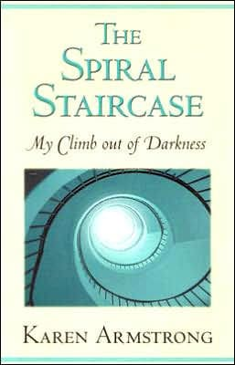 The Spiral Staircase My Climb Out Of Darkness Walker Large Print