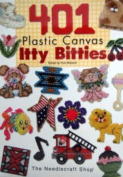 401 Plastic Canvas Itty Bitties
