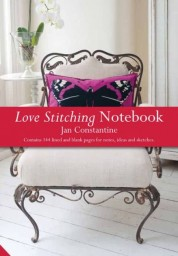 Love Stitching Notebook – Bugs & Beasts